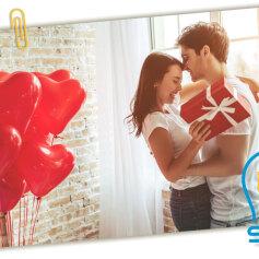 Pomysły na romantyczne Walentynki