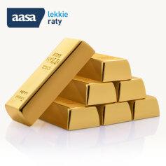 Cena złota: ile wynosi w 2021 roku?