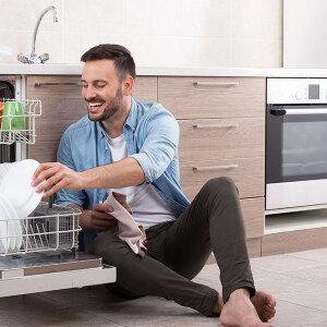 Jak tanio zmywać naczynia w zmywarce?