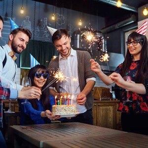 Urodziny – w lokalu czy w domu?