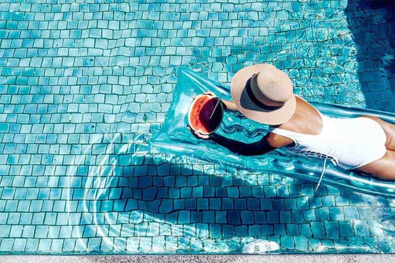 Najmodniejsze stroje kąpielowe w sezonie 2018