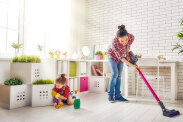 Odkurzacz myjący podłogę? To możliwe!