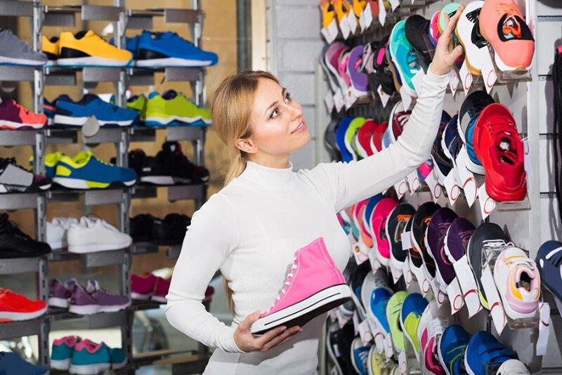 Wygodne obuwie sportowe na co dzień